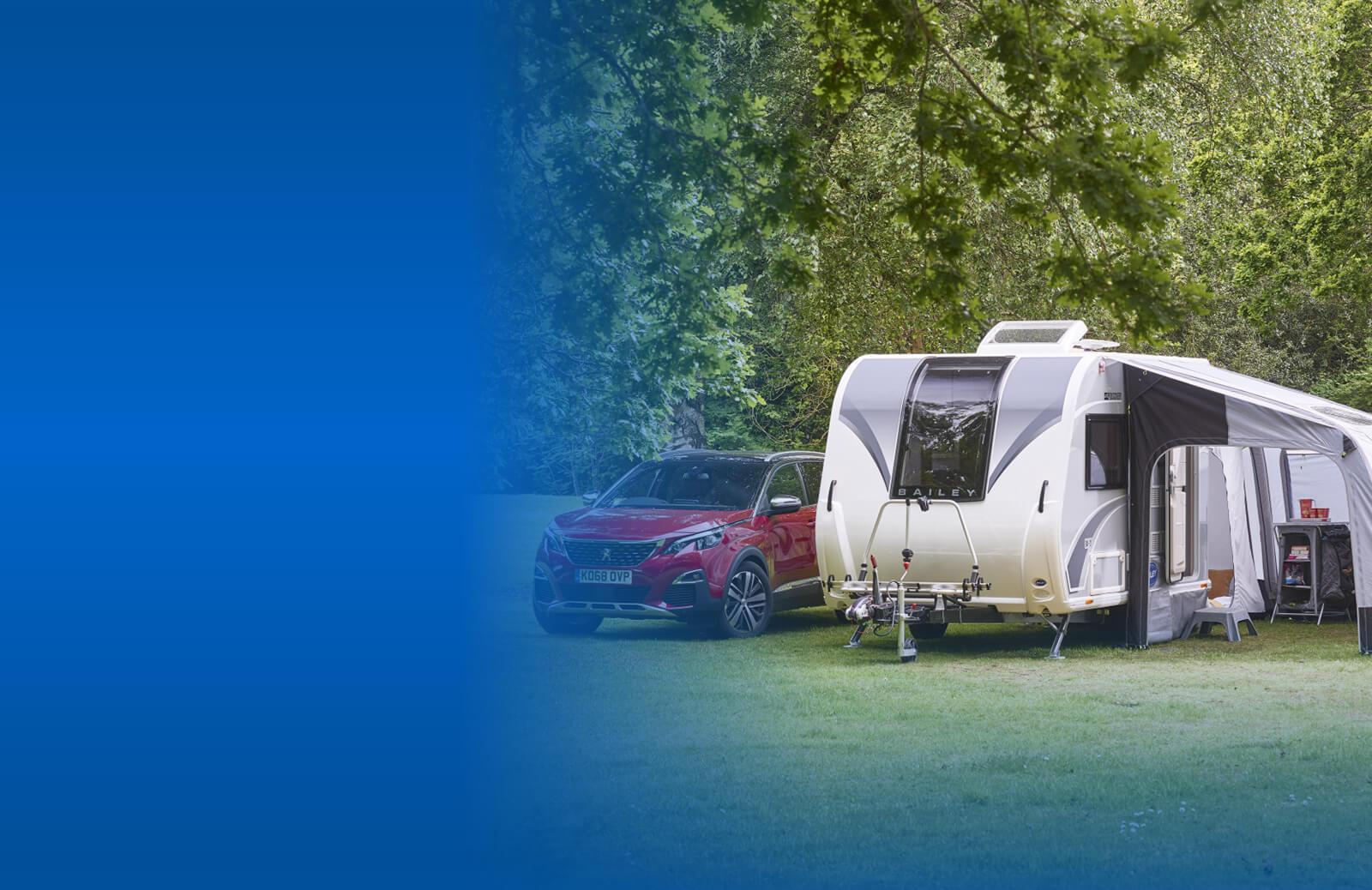 New Bailey caravans from Bailey of Bristol