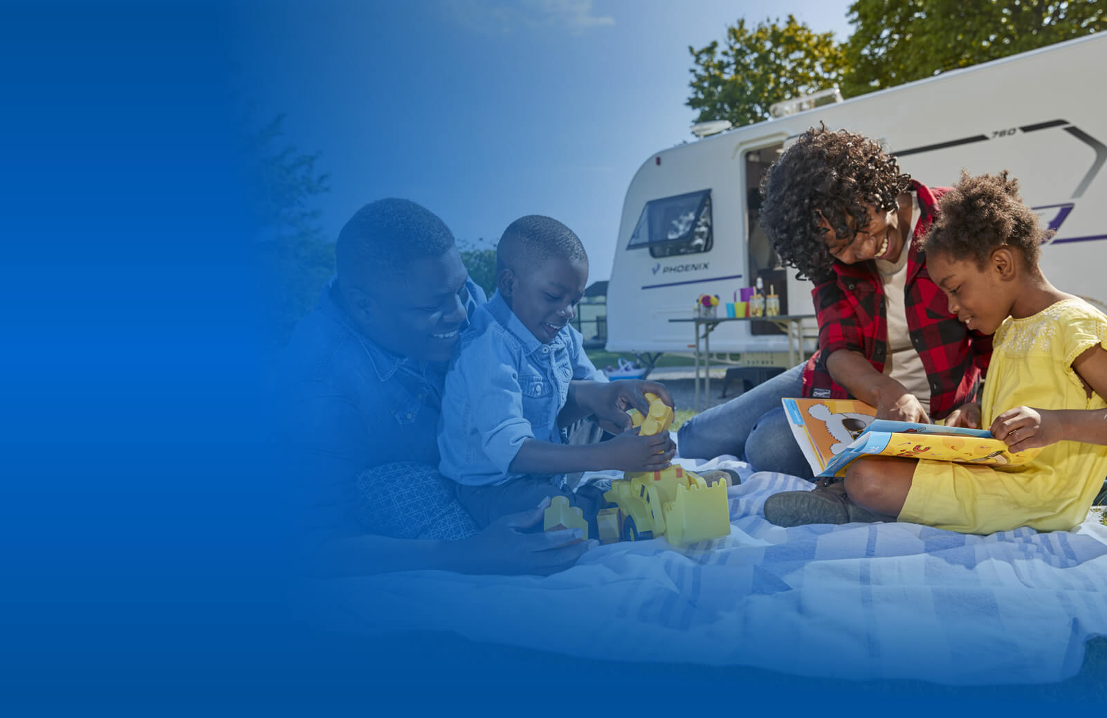 New Bailey caravans from Bailey of Bristol