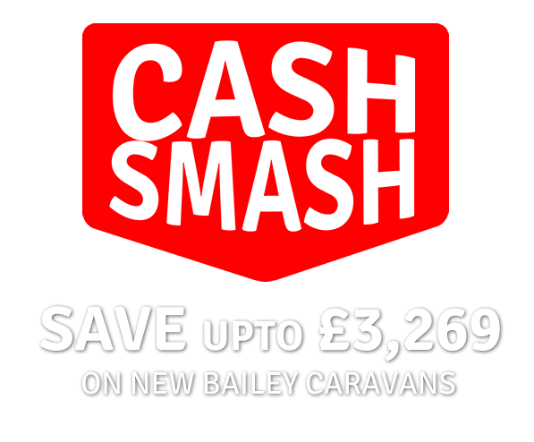 save up to £3269 on new 2018 bailey caravans