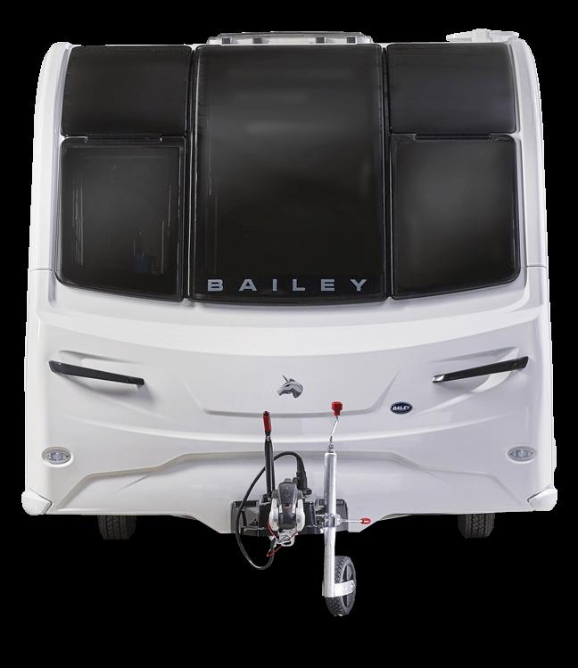 bailey caravan repairs and warranty